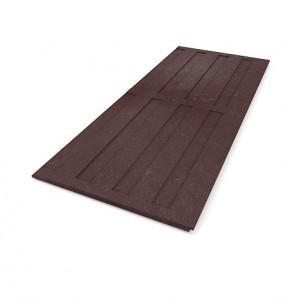 Deska s dezénem 2000x800x30 mm, plotová, H