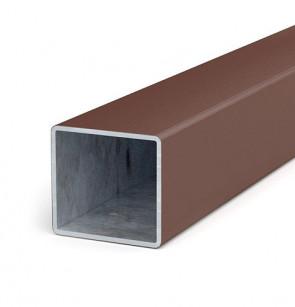 sloupek 60x60x2, délka 1,5 m, zinek+plast, H