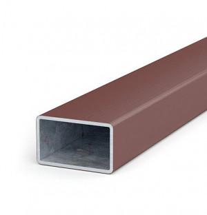 Profil 50x30x1,8 długość do 2 m, ocynkowany+plastikowy H